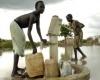 Разрушительные последствия наводнений в Радже