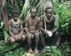 Племя аборигенов голодает