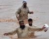 Полтора миллиона человек пострадало от наводнения в Пакистане