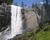 Водопады Йосемитского  национального парка