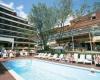 В Болгарии отель Фламинго - 9-ти этажный комплекс в центра Албена