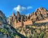 Испания, гора Монтсеррат - уникальный уголок природы