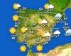 Какая температура в Испании в октябре?