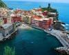 Чинкве Терре в Италии - чистейшая зона Средиземноморья