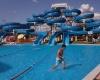 Аквапарк в Италии - настоящий остров с тематическими развлечениями