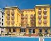 Италия, курорт Лидо ди Езоло - отели имеют вид на море