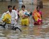 Более 3 млн. человек пострадали в результате наводнения в Индии