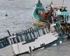В Парагвае перевернулась лодка с туристами