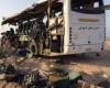 В аварии в Египте пострадали 18 российских туристов