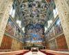 В Сикстинской капелле провели реконструкцию