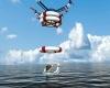 На пляжах Испании будут использовать дроны для спасения утопающих