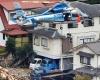 Оползни в Хиросиме привели к гибели 18 человек