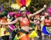 Крупнейший карнавал Европы прошел в Лондоне