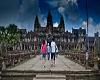 Туристов арестовали за фотосессию в обнаженном виде в храме Ангкор