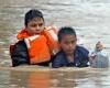 Число погибших от тропического шторма на Филиппинах достигло 53 человек