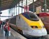 Пассажиры Eurostar эвакуированы в результате пожара двигателя