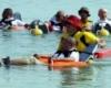 Плавательные инвалидные коляски для отдыхающих в Дубаях