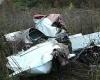 Двое погибших в результате падения самолета