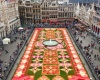 Турецкий ковер из бегоний покроет главную площадь Брюсселя