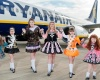 Ирландские танцы вместе с Ryanair