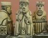 Шахматные фигуры Сторновэй вернутся домой