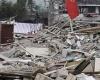 На юго-западе Китая произошло мощное землетрясение