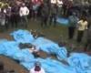 Автобус с женщинами и детьми утонул в реке