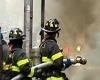 Более тысячи человек эвакуировано в результате пожара на Манхэттене