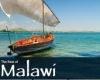 Новая лодка на озере Малави