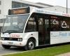 В Великобритании запущены новые беспроводные электрические автобусы