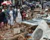 Мощное землетрясение в Западной Индонезии: число погибших не определено