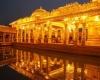 Храм, построенный из чистого золота