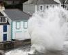 Возможное наводнение в Джеймстаун
