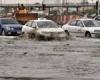 Внезапные наводнения в столице Саудовской Аравии