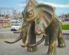 «Парад слонов» в Дана-Пойнте