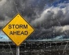 Буря остановила жизнь в Северной Европе: уже 15 погибших