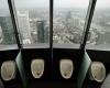 Посетите панорамный туалет с шикарным видом