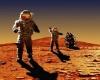 Скоро туристы полетят на Марс без денег и с роботами-чемоданами