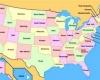 Сколько в Америке штатов?