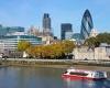 Какая температура в Лондоне круглый год?