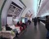 Станции метро в Лондоне бывают подземными и наземными