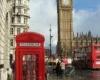 В Великобритании наблюдается увеличение числа туристов