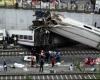 Крупнейшая катастрофа в Испании