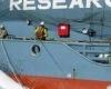 Австралия направляет воздушные суда для мониторинга китобойных судов