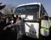 Сотрудник ГАИ выстрелил в водителя микроавтобуса