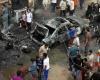 20 взрывов в Ираке за один день