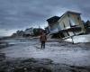 Тропический шторм приближается к берегам Доминиканской Республики