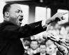 Митинг в честь годовщины знаменитой речи Мартина Лютера Кинга