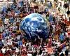 Список стран, где проходят акции протестов