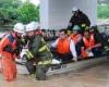 В Японии из-за сильных ливней эвакуировали около миллиона жителей
